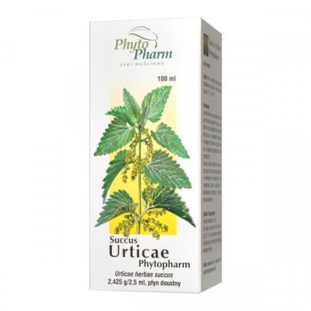 ,,succus urticae-100ml-apteka-puls''