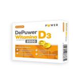 DEPUWER WITAMINA D3 2000 - 60 kaps.